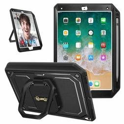 For New Apple iPad Pro 10.5 inch 2017 Smart Case Grip Stand