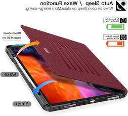NEW Ztotop Case for New iPad Pro 12.9 Inch 4th Generation 20