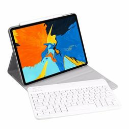 New for iPad Pro 11 Inch Case Keyboard With Bluetooth Backli