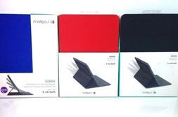 Logitech Hinge Stand Flexible Durable Protective Folio Case