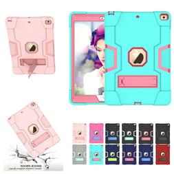 For New iPad 10.2 inch 2019 7th Case Hybrid Shockproof Rugge