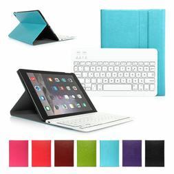 "New iPad 2017 2018 9.7"" 5th/6th Gen Wireless Bluetooth Keybo"