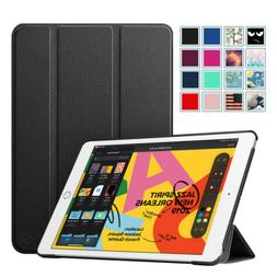 For iPad 7th Gen 10.2 inch 2019 Smart Case Slim Shell Stand