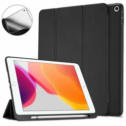 """ProCase New iPad 7th Generation Case 10.2"""" 2019 with Pencil"""