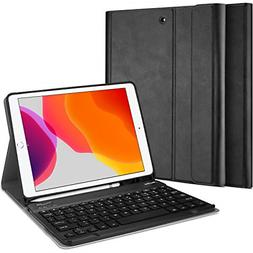 ProCase New iPad 7th Generation Case with Keyboard, iPad 10.