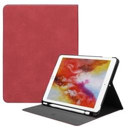 For New iPad 9.7 2017 / 2018 Tablet Case Cover with Built-in