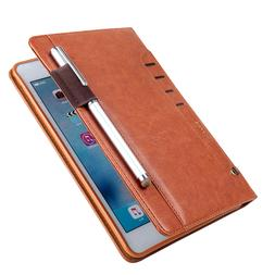 """For New iPad 9.7"""" 2017 Unique Folio Leather Wallet Card Slot"""