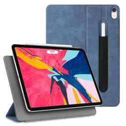 For New iPad Pro 11 inch 2018 Tablet Vintage Case Cover Stan
