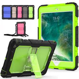 New iPad Pro Case/6th Gen/9.7''2017 Heavy Duty Rugged Stand