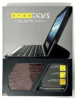New ZAGGfolio Case for Apple iPad 2, 3 & 4Gen w/Keyboard All
