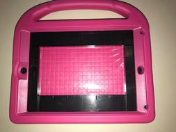 new pink ipad protective case for kids