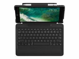 NewLogitech Slim Combo Case Bluetooth Backlit Keyboard iPad