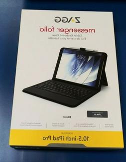 NIB Zagg Messenger Folio Ipad Air 3rd Gen. and 10.5 inch Ipa