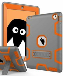 TOPSKY iPad 2 Case,iPad 3 Case,iPad 4 Case,iPad 2/3/4 Kids P