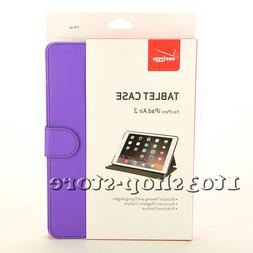 Verizon OEM Folio Case for Apple iPad Air 2- Purple