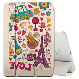 Graphic4You Paris France Eiffel Tower Love Design Ultra Slim