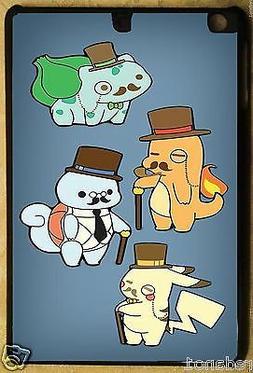 Pokemon Go Gentlemen Apple iPad Mini 1/2/3 & iPad Air 1G Cas