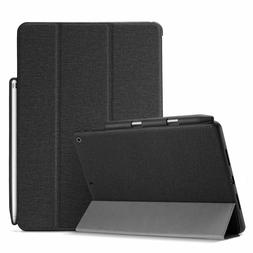 ProCase iPad 9.7 Inch 2017/2018 Case with Pencil Holder