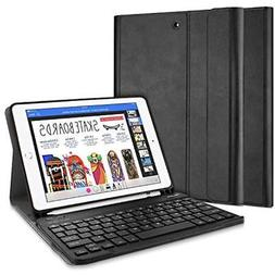 ProCase Keyboard Cases For IPad 9.7 2018/2017, Slim Shell Li