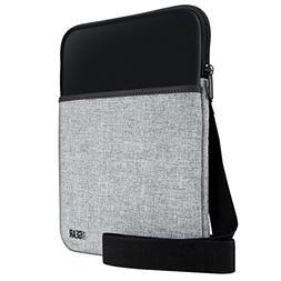 iPad Pro 10.5 Case Tablet Sleeve w/ Durable Memory Foam, Zip