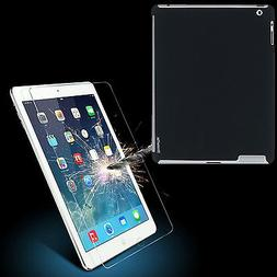 Protective 9H Tempered Glass For Apple iPad 2 3/4 Tablet Cas