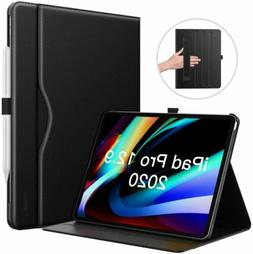 MoKo PU Leather Business Folding Stand Cover Case  for New i