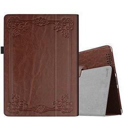 Fintie Premium PU Leather Folio Case Cover with Auto Wake/ S