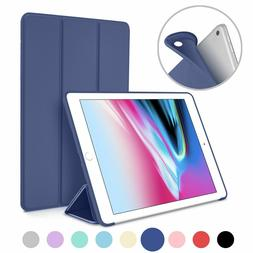 PU Leather Stand Shock Case For iPad 6th Gen 2018 A1893 A195
