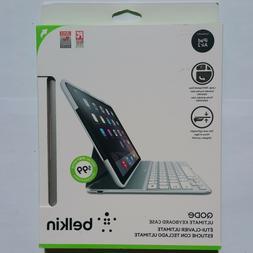 SEALED Brand New Belkin QODE Ultimate Keyboard Case iPad Air