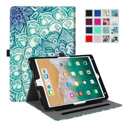 Swivel Case Cover Stand for Apple iPad Pro 10.5 Inch 2017 wi