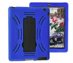 Rugged Shockproof Silicone Protective 3 in1 Case Cover For i