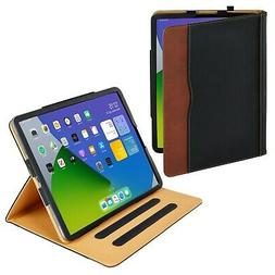 S-Tech Soft Leather iPad Case Magnetic Smart Cover for Apple