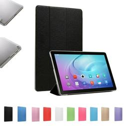 For Samsung Tab A 10Inch Tablet Case Slim Shell Smart Stand