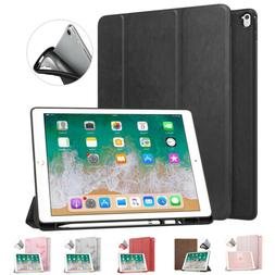 MoKo Shell Stand Cover Case for iPad Pro 12.9 2017/2015 w/ A
