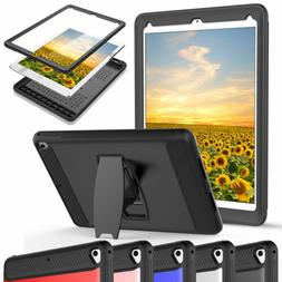 Stand Armor Case For Apple iPad New 9.7 6th 5th Generation w