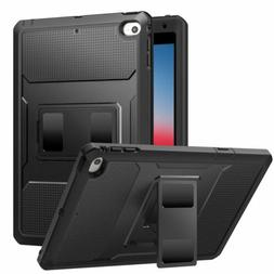 MoKo Shockproof Full Body Rugged Hybrid Cover Case for iPad
