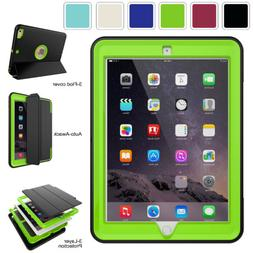Shockproof Full Protective Cover Hard Case For iPad 9.7 2017