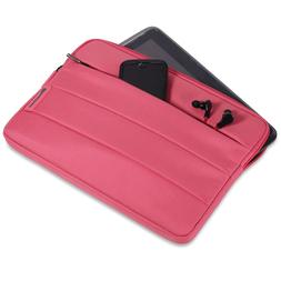 Samsung Tablet iPad 10.2in Shockproof Sleeve Travel Zipper P
