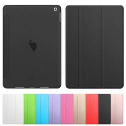 Magnetic Flip Defense Hybrid Smart Case Cover For Apple iPad