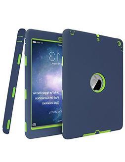 Vogue Shop iPad Air Case, Heavy Duty Full-body Hybrid Protec
