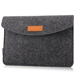 MoKo 9-10 Inch Tablet Sleeve Bag, Felt Case Compatible with