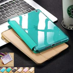 Slim Bling Glitter Silk Leather+TPU Stand Cover Case For ipa