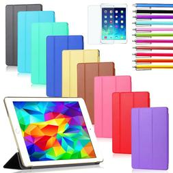 Slim Case For Apple iPad Mini 1/2/3 & Mini 4 Smart Cover wit
