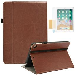 Slim Leather Smart Cover Case for Apple iPad 5th 6th Generat