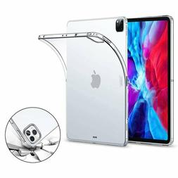 Ultra Slim TPU Silicone Gel Back Case Cover FOR Apple iPad A