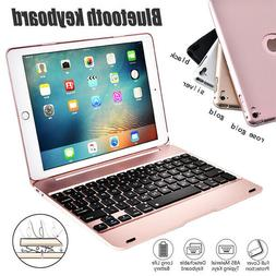 Smart Bluetooth Keyboard Foldable Protective Case Stand for