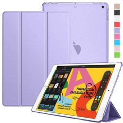 """Smart Cover For iPad 7th Gen 10.2"""" 2019 Full Body Stand Leat"""