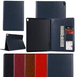 Smart Folding Cover Stand Flip Case For Apple iPad 9.7 6th 5