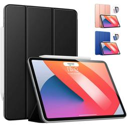 MoKo Smart Folio Case Strong Magnetic Adsorption Cover for i