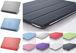 """Smart Magnetic Leather Case Cover For Apple iPad 9.7"""" inch A"""